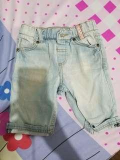 F & F maong shorts