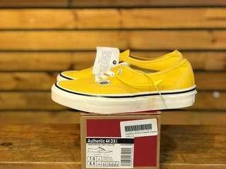 Vans Authentic Anaheim Factory Yellow