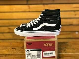Vans Sk8 Hi Classics Bw