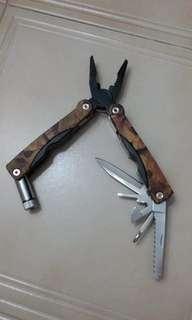 Multi purpose foldable Pliers Tool
