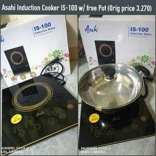 Asahi Induxtion Cooker IS-100