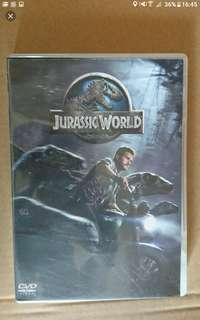 Dvd  Brand new  Sealed  Jurassic world