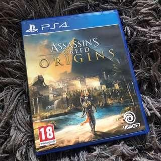 PS4 Game - Assassin's Creed Origins