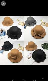 Inc pos fancy travel Dutch hat
