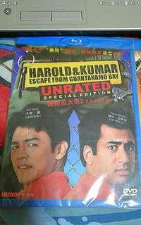 Harold and Kumar  Escape from Guantanamo Bay Unratrd special edition  Pick up hougang buangkok mrt  Or add $1 for postage