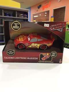 Disney Cars- Talking Lightning McQueen