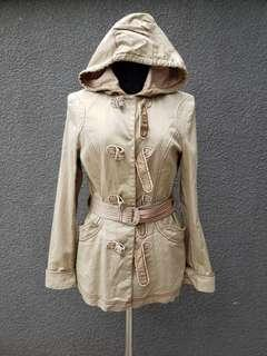 beige high quality tailored jacket