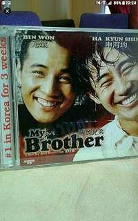 Vcd  Korean  My Brother  Having fought for 17 years, two brothers finally explode when they can't take it any longer.