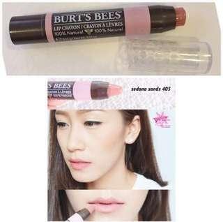 Burt's Bees 100% Natural Lip Crayon #405