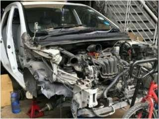 SCRAP CARS WANTED /EXPORT CAR BODY
