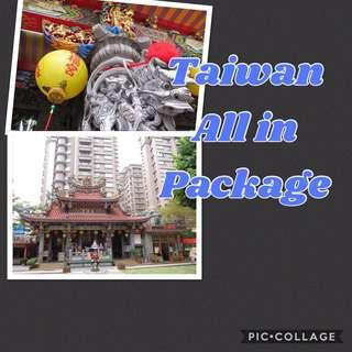 Taiwan All in Package