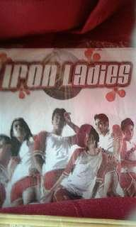 Vcd  Thailand  Iron ladies  Cantonese version    Pick up hougang buangkok mrt  Or add $1 postage