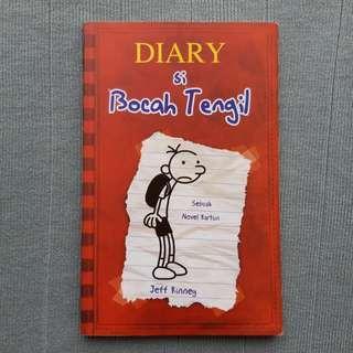 Diary si Bocah Tengil oleh Jeff Kinney