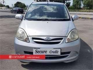 Perodua Viva 1.0M SXI