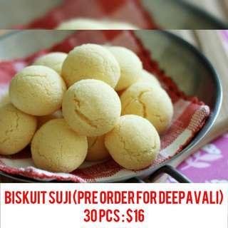 Suji biscuits