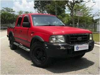 FORD RANGER 4X2AT