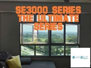 SuperCool Window Films SE3000 series