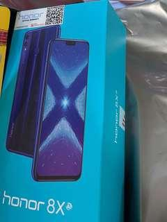 Huawei honor 8x blue 128gb