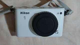 🚚 Nikon J3 單機身