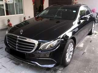 Mercedes Benz E-Class E200 Exclusive