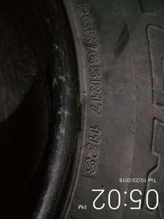 Montero used tires