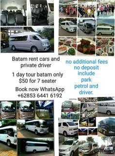 Batam tour and cars service
