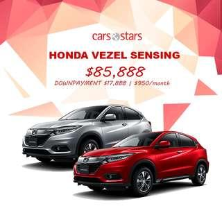 Honda Vezel Sensing 1.5X