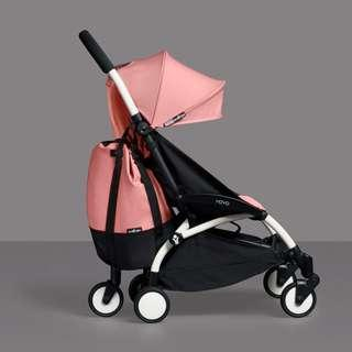 Yoyo+ Rolling Bag (stroller not included)