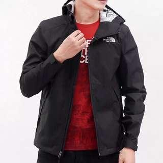 🌐《預》美國代購 The North Face北面 北臉 男款薄款戶外休閒運動防風防水連帽外套 衝鋒衣2SLN