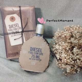 Diesel fuel for life 75ml use with caution