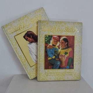 DIY Book: Stitch by Stitch #1 & #2 (Buku Menjahit)