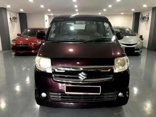 Suzuki APV 1.6 Auto