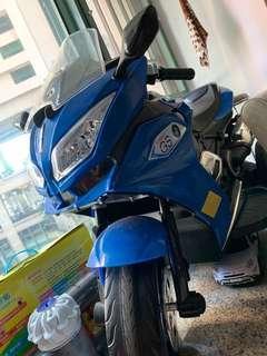 電動單車95%新