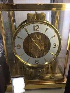 空氣鐘 Jaeger-LeCoultre Atmos Temperature Clock