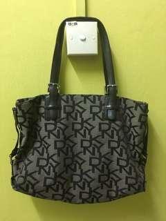 Authentic DKNY signature bag