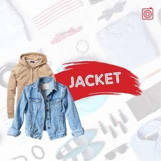 List your Jackets Now! (LF, Bes? Flash Sale)