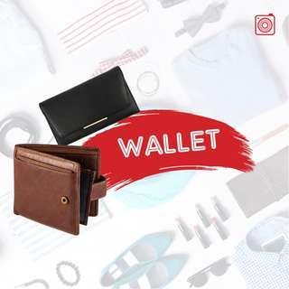 List your Wallets Now! (LF, Bes? Flash Sale)