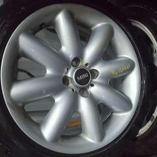 Mini Cooper Sport Rim