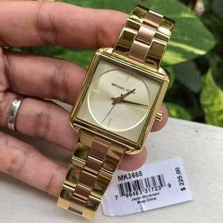 Authentic MK Lake Champagne Dial Womans Watch from U.S