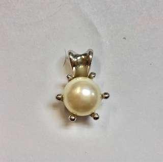 天然養珠吊墜 Cultural Pearl pendant