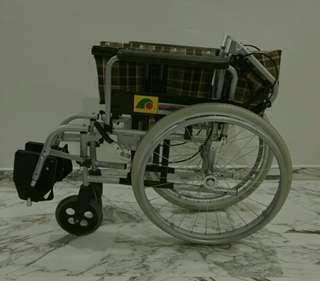 Wheelchair DNR