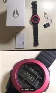 Nixon機能手錶