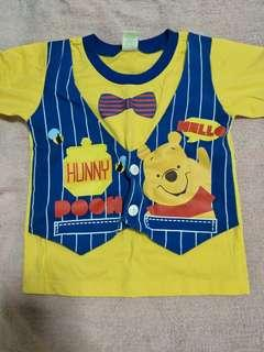 Baby pooh Top