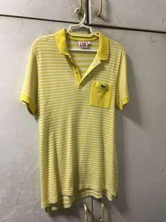Lacoste polo shirt size 3