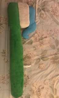 Lifesize Toothbrush Stuffed Toy