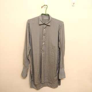古著 vintage pullover shirt 長袖襯衫上衣