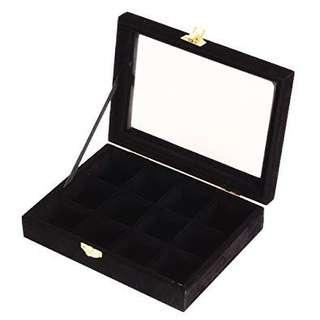 Jewelry box 12/24 Slot - 3 Colour
