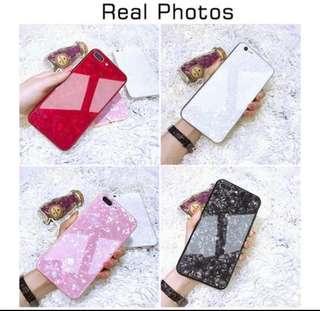 IPhone 7 Plus / 8 plus magnet glass phone case