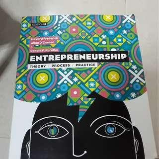 Entrepreneurship (3rd Edition) - By Howard Frederick, Allan O Conner and Donald F Kuratka