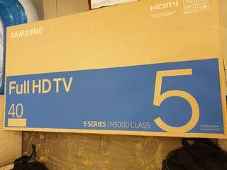 Samsung 40 inch hd led tv